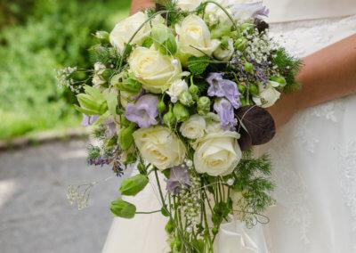 Brautstrauss Special Romantisch