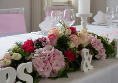 Tischdeko Opulent