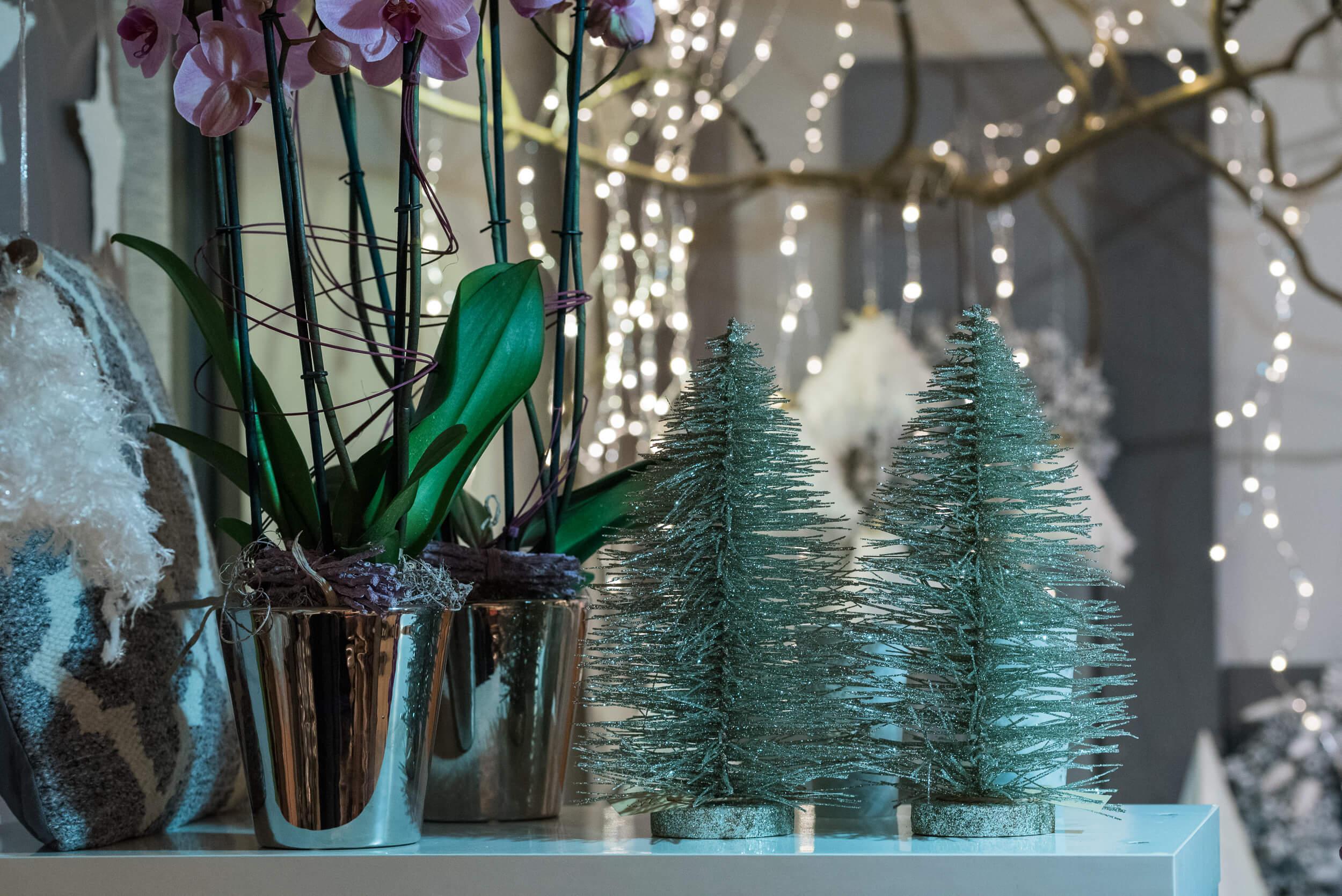 Weihnachten Ganz In Eisblau